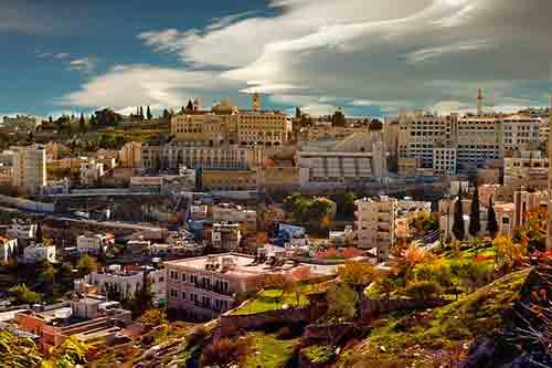 Belén, la ciudad donde nació Jesús de Nazaret