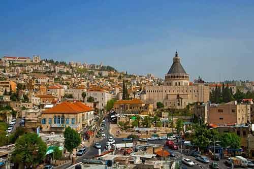 Nazaret, la Cuna del Cristianismo