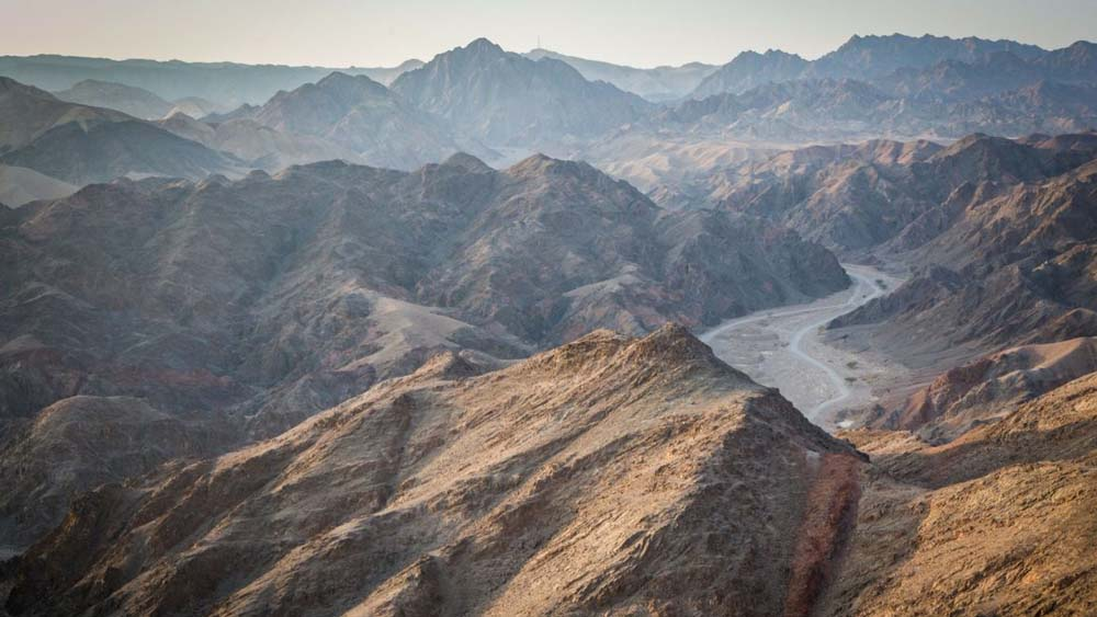 10 fotografías sorprendentes del desierto de Israel